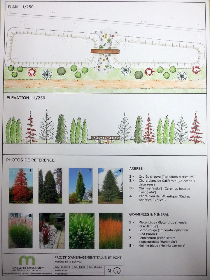 Projet de plantation