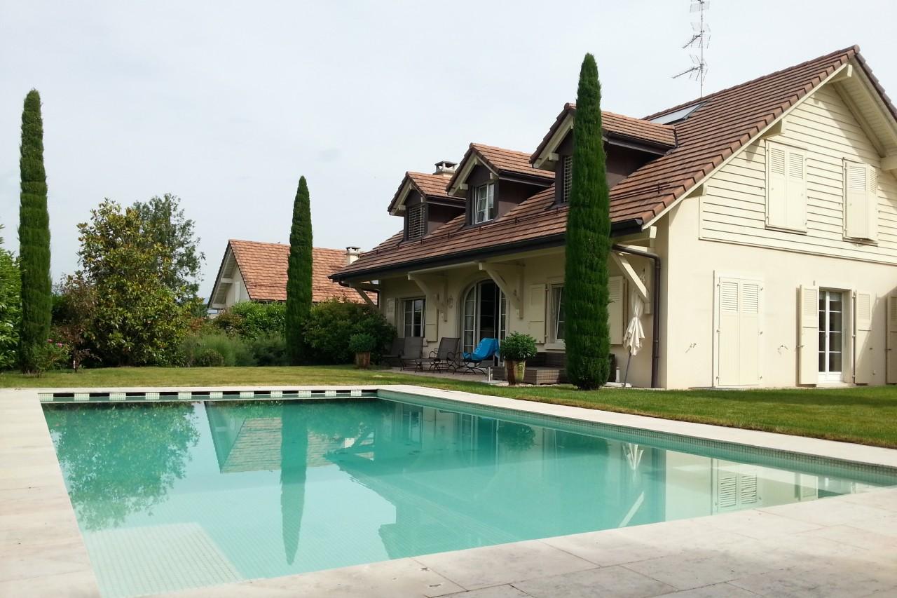 Aménagement de jardins et piscines