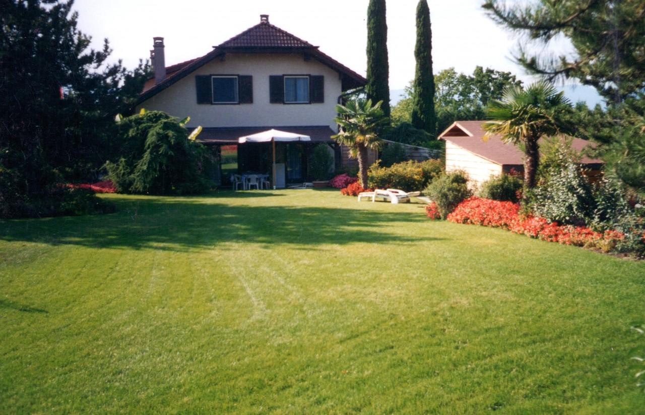 Entretien intensif de jardins privés
